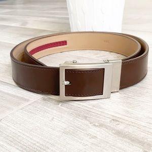 NEXBELT Men's Classic Espresso Dress Belt